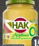 Apfelmus von HAK