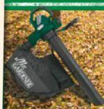 Elektro-Laubsauger ELS 3000 E von Mr. Gardener