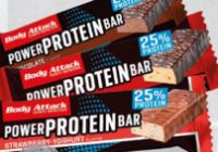 Power Protein Bar von Body Attack