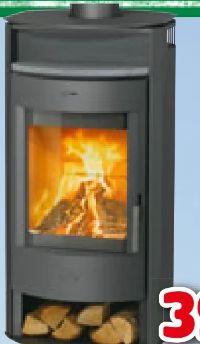 Kaminofen Prag Stahl von Fireplace