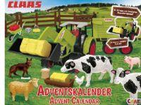 Adventskalender CLAAS von Craze
