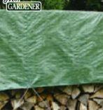 Schutzplane von Mr. Gardener