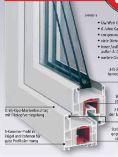 Kunststoff Energiespar-Fenster Classic-Line