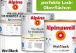 Alpinaweiß Weißlack von Alpina