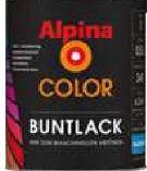 Color Buntlack von Alpina