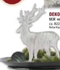 Weihnachts Deko-Hirsch