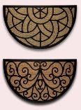 Kokos-Fußmatte von Florabest