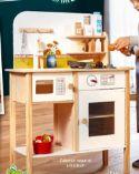 Holz-Küche von Playland