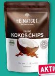 Bio Kokos Chips von Heimatgut