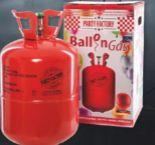 Ballongas von Party Factory