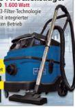 Nass-Trockensauger ASP30-OES von Scheppach