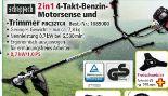 4-Takt-Benzin-Motorsense und -Trimmer PBC32TC4 von Scheppach
