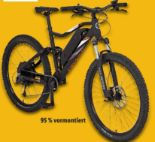 E-Bike Alu-Full Suspension MTB 650B Graveler von Prophete
