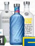 Vodka von Absolut