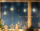 LED-Sternenvorhang