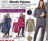 Damen Wende-Pyjama von ElleNor