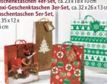 Weihnachts Geschenktaschen von Paper Scrip