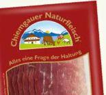 Bio-Schwarzwälder-Schinken von Chiemgauer Naturfleisch