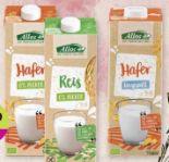 Milch-Alternativen von Allos