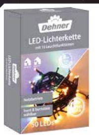 LED-Lichterkette von Dehner