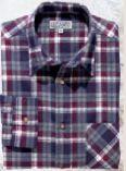 Herren Flanell-Hemd
