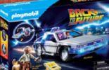 Zurück in die Zukunft DeLorean von Playmobil