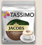 Tassimo Kapseln von Jacobs