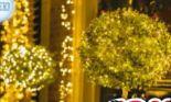 LED-Micro-Lichtergirlande von Casaya