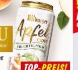 Apfel Cider von Bitburger
