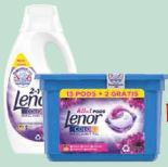 Waschpulver von Lenor