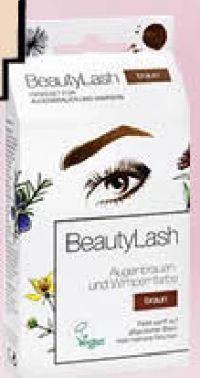 Wimpern- und Augenbrauenfarbe von Beauty Lash