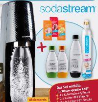 Wassersprudler Easy von Sodastream