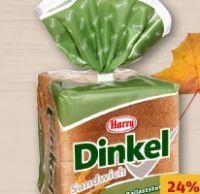 Dinkel Sandwich von Harry Brot