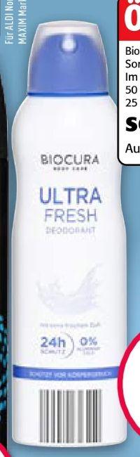 Deodorant von Biocura