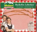 Backofen Leberkäs von Wiesbauer