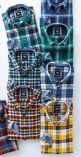 Herren-Flanellhemden von A. W. Dunmore