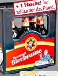Bierbrause von Sternquell