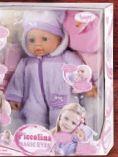 Babypuppe Piccolina Magic Eyes von Bayer Puppen