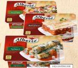 Nudelgerichte von Alberto