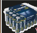 Batterien von Varta