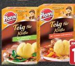 Teig für Kartoffel-Knödel von Pfanni
