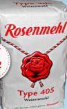 Mehl von Rosenmehl