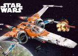 Star Wars Poe Damerons X-Wing Starfighter 75273 von Lego