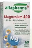 Magnesium 400 von Altapharma