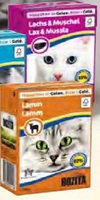 Katzen-Nassfutter von Bozita