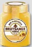 Sonnenblumenhonig von Breitsamer Honig