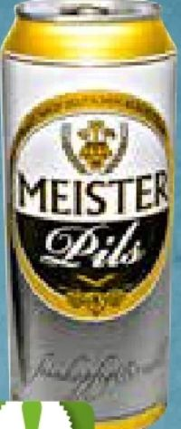 Meister Pils von Braumeister