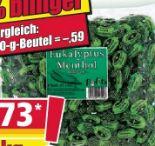 Eukalyptus Menthol Bonbons von Bodeta