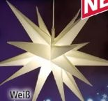 LED-Kunststoffstern von Star-Max