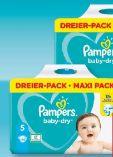 Baby Dry von Pampers